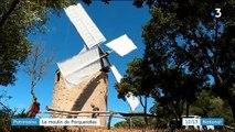 Var : le moulin de Port Cros produit à nouveau de la farine