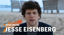 Jesse Eisenberg : rencontre avec l'acteur qui parle plus vite que son ombre