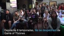 Game of Thrones chega ao fim