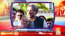Saeed Qazi And Chaudhary Ghulam Hussain Response On Shahid Khaqan Abbasi And Mariyam Nawaz Statement..