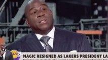 Magic Johnson CALLS Out Lakers GM Rob Pelinka For BETRAYAL! Spills MAJOR Tea On WHY He Left