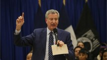 De Blasio's Polling Numbers Are Shockingly Abysmal