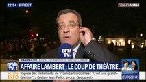 """""""C'est une grande victoire du droit."""" L'avocat de la famille de Vincent Lambert salue la reprise des traitements"""
