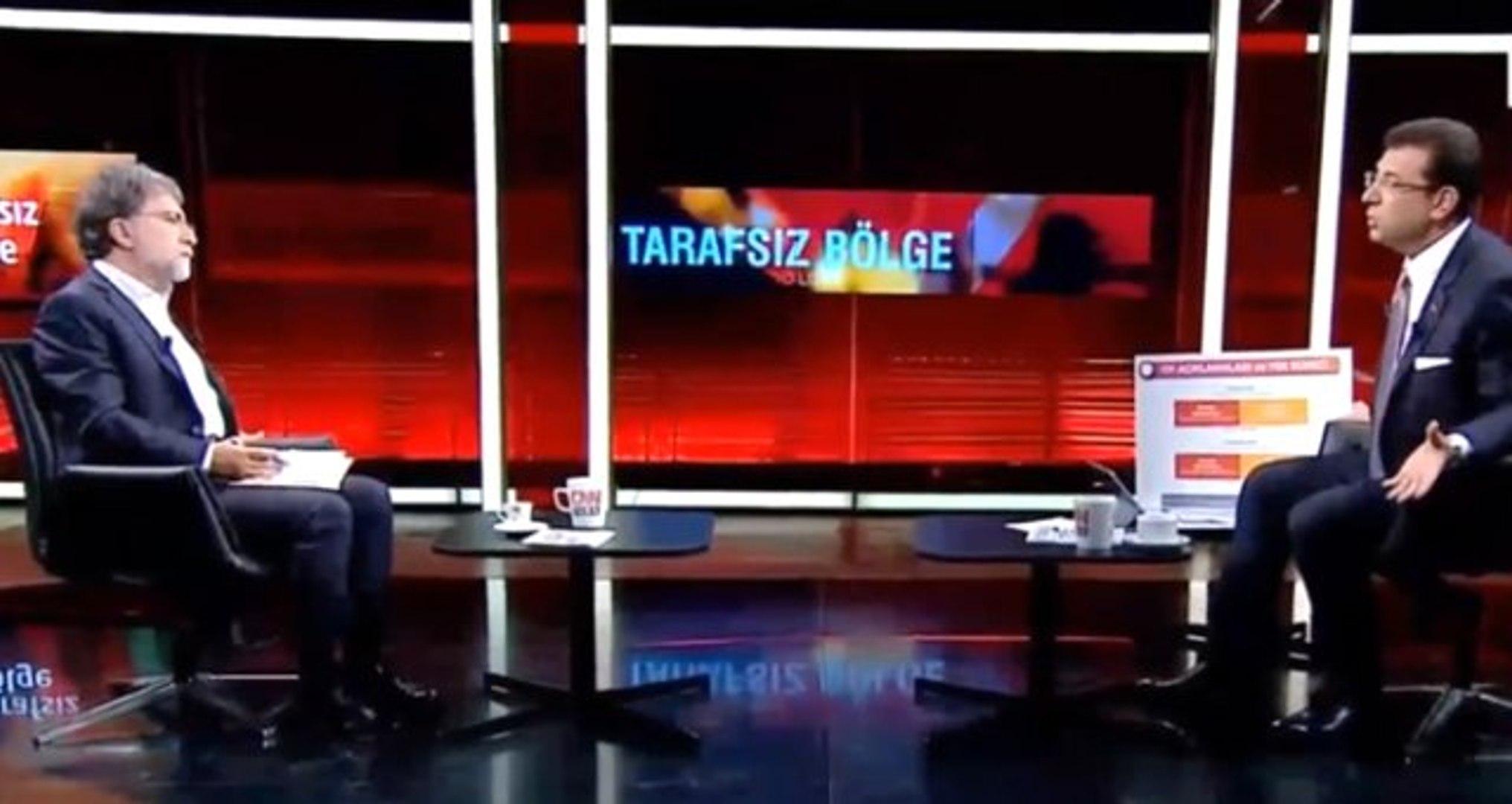 Mehmet Aslan'dan Ekrem İmamoğlu'nun Katıldığı CNN Türk'teki Program Hakkında Çarpıcı