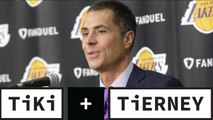 Tiki and Tierney: Magic Johnson criticizes Rob Pelinka