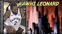 NBA: El Héroe del Día, Kawhi Leonard