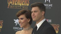 Scarlett Johansson and Colin Jost Engaged: Inside the Couple's Dating Past