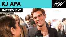 "KJ Apa Reveals Secret Deleted Scene From ""The Last Summer""!! 