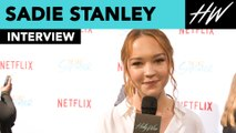 "Sadie Stanley ""Kim Possible"" Talks Hanging Out With Fans!! 