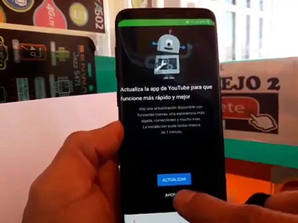 Como Quitar Cuenta Google De Samsung Galaxy S8 Plus Metodo 2019 Vídeo Dailymotion