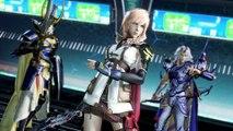 Dissidia Final Fantasy NT - Cinématique d'ouverture