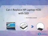 HP Pavilion 17 Replace Keyboard HDD SSD Ram New Model Laptop - video