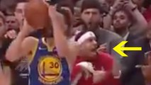 Seth Curry SNITCHES On Bro Steph For Traveling As KD-Less Warriors Head To 5th Straight NBA Finals!