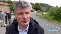 Critérium du Dauphiné: Bernard Thévenet évoque la 4 e étape sur les routes du Roannais