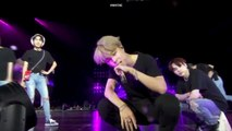 ENG SUB)BTS New York Love Yourself DVD MAKING Bhiend Seanse Part-1