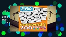 Full version  USA TODAY Crossword 3: 200 Puzzles from The Nation's No. 1 Newspaper  Best Sellers
