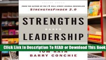 Online Strengths Based Leadership: Great Leaders, Teams, and Why People Follow: A Landmark Study