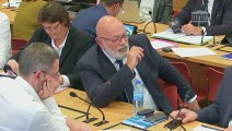 Commission du développement durable : Orientation des mobilités (suite) - Lundi 20 mai 2019