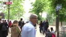 Un homme est resté suspendu à la Tour Eiffel pendant des heures