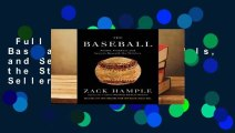 Full version  The Baseball: Stunts, Scandals, and Secrets Beneath the Stitches  Best Sellers Rank