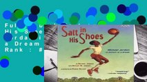 Full E-book Salt in His Shoes: Michael Jordan in Pursuit of a Dream Best Sellers Rank : #4
