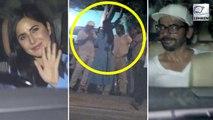 Sunil Grover SMOKING With Katrina Kaif At 'Bharat' Special Screening