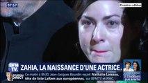 """Zahia actrice : les larmes de la réalisatrice du film """"Une fille facile"""" à Cannes"""