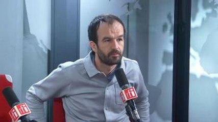 Manuel Bompard - RFI mardi 21 mai 2019