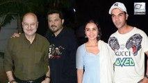 India's Most Wanted Special Screening   Arjun Kapoor, Anil Kapoor, Rajkummar Rao