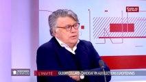 « Acteur, comediante, tragediante, bouffon » : Gilbert Collard étrille Emmanuel Macron