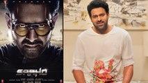 Prabhas Mesmerizing New Look From Saaho Movie    Filmibeat Telugu