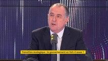 """""""La France va être le premier pays au monde à sortir du glyphosate"""", assure Didier Guillaume"""