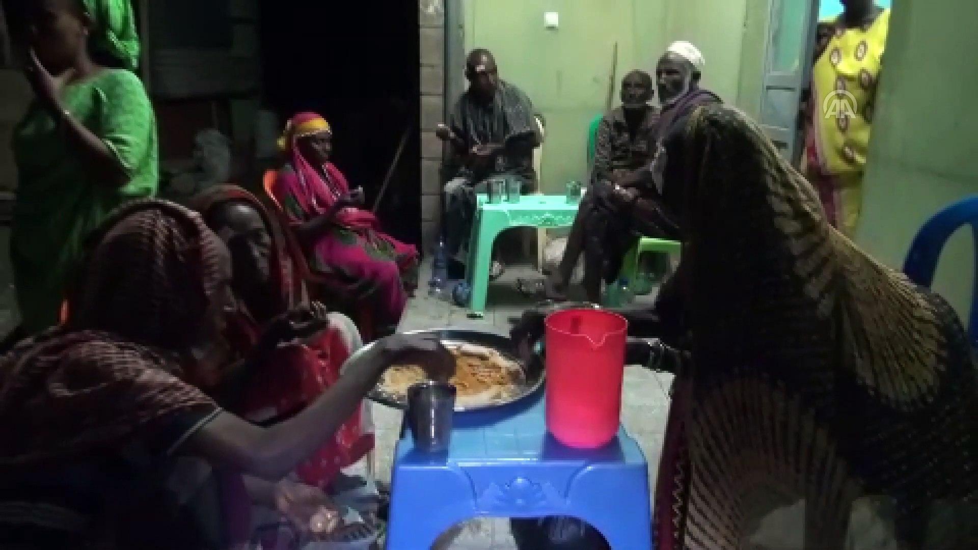 Türkiye'nin adak kurbanları Etiyopya'da sofraları bereketlendirdi - ADDİS ABABA