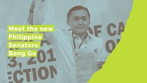 Meet the new Philippine Senators: Bong Go