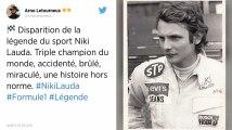 Formule 1. Rosberg, Ferrari, Button… Le monde de la F1 rend hommage à Niki Lauda