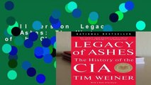 Full version  Legacy of Ashes: The History of the CIA  For Kindle