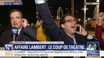 Affaire Lambert: le coup de théâtre (1/3)