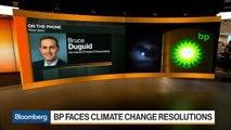 Climate Change on Agenda at BP AGM