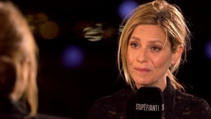 L'interview de Marina Foïs - Stupéfiant !