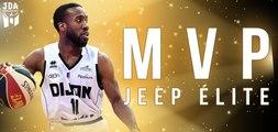 David Holston MVP - Highlights de la saison