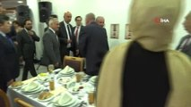 TBMM Başkanı Mustafa Şentop, TBMM Personeline İftar Verdi