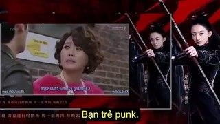 Tra Thu Chong Tap 18 HTV2 Long Tieng Phim Loi Hua Tu Thien D
