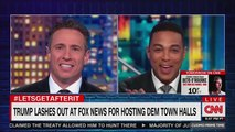 Don Lemon And Chris Cuomo Mock Trump's Attack Of Fox News: 'They Have To Wean Him Off'
