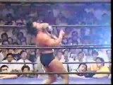 Jumbo Tsuruta vs. Mil Mascaras (AJPW Summer Action Series 1982 - Tag 23)