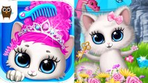 Fun Animal Pet Care - Play Style Bath Time Kitty Meow Meow - My Cute Cat Educational Kids Games