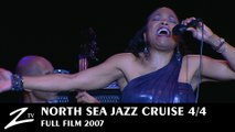 North Sea Jazz Cruise 2007 -  Ladee Dee & Mister Tyner - Episode 4 - Full FILM HD