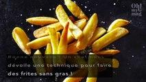 Bonne nouvelle : il est enfin possible de faire des frites sans gras !