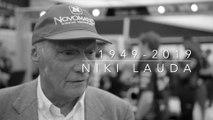 Niki Lauda - Formula 1 legend dies at age 70