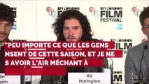 """Kit Harington répond à ceux qui critiquent la saison 8 de Game of Thrones : """"Allez vous faire voir"""""""