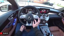 THE NEW FACELIFT MERCEDES C63 S AMG TEST DRIVE